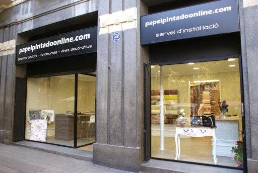 Tienda Fotomurales Barcelona